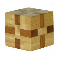 3D Bambusz puzzle -Cube *** 473131